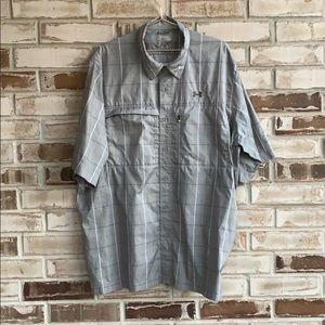 Under Armour • Heat Gear Fishing Shirt Sz 3XL